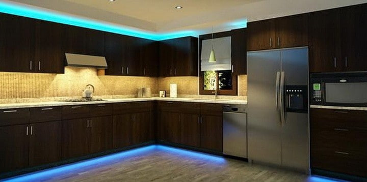 Kitchen Led Lights Under Cabinet  What LED Light Strips or Ropes Are Best To Install Under