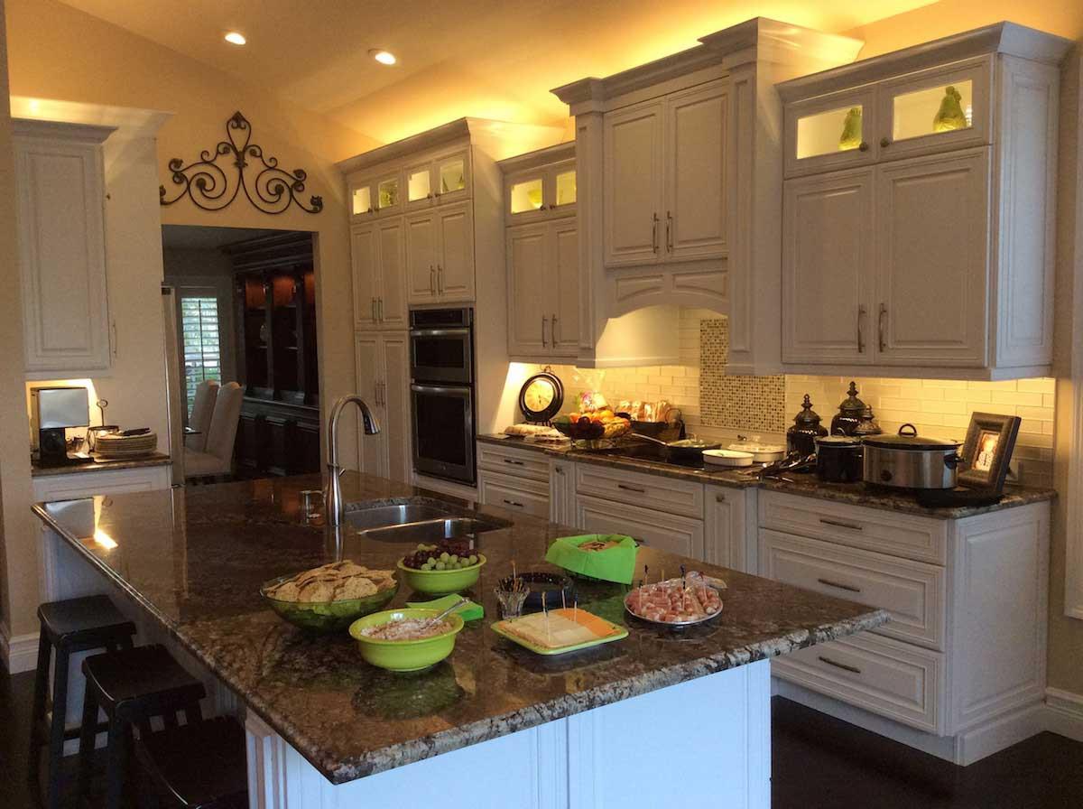 Kitchen Led Lights Under Cabinet  Visual Light munication And Customer Engagement