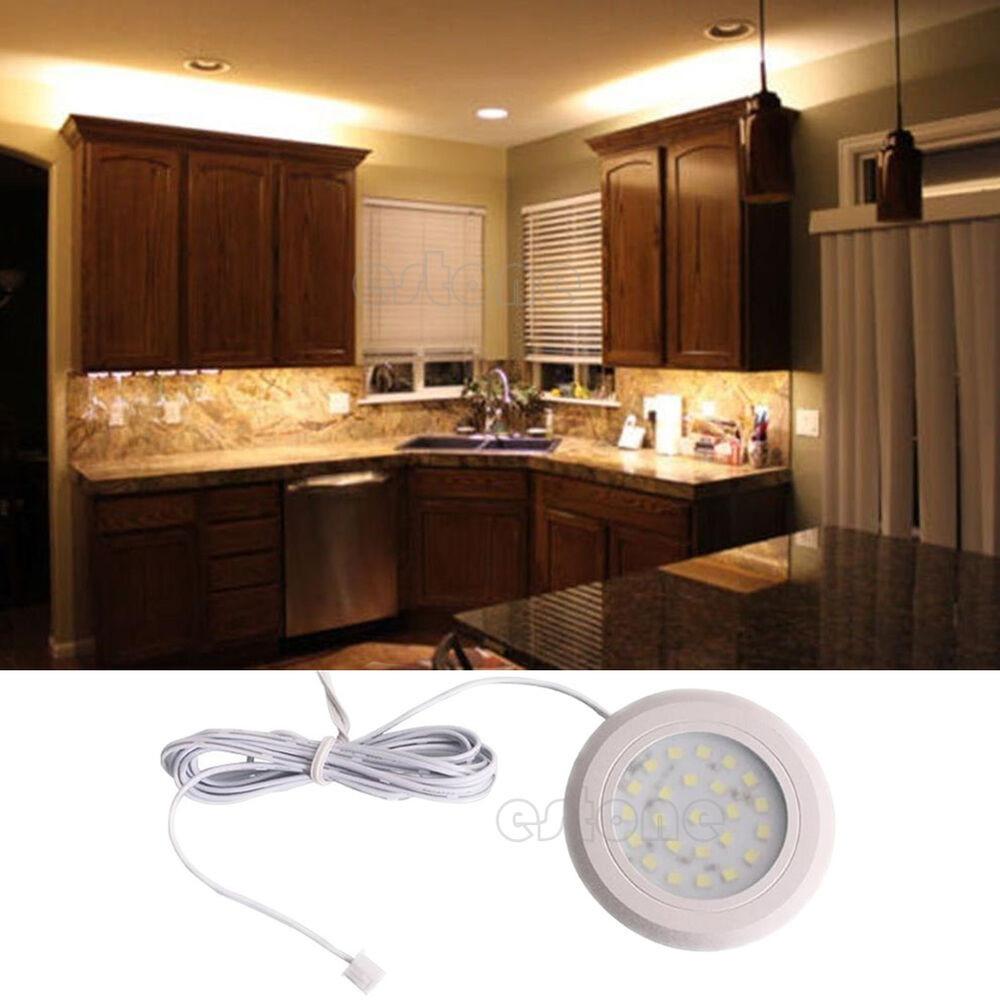Kitchen Led Lights Under Cabinet  DC 12V 24 SMD LED Kitchen Under Cabinet Light Home Under