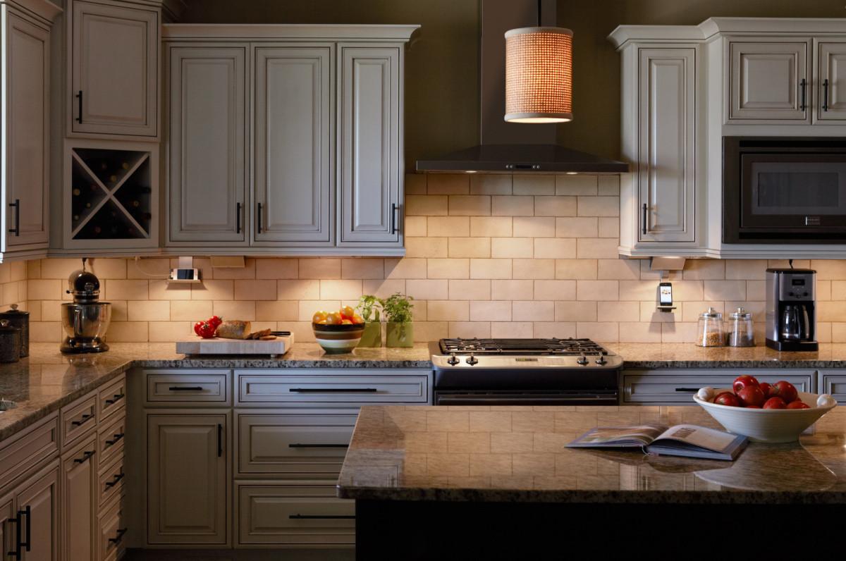 Kitchen Led Lights Under Cabinet  Kitchen Lighting Trends LEDs – Loretta J Willis DESIGNER