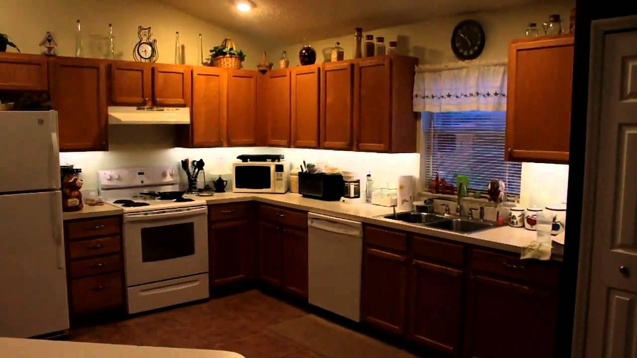 Kitchen Led Lights Under Cabinet  LED Lighting Under Cabinet Lighting Kitchen DIY