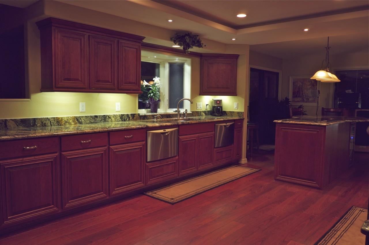 Kitchen Led Lights Under Cabinet  DEKOR™ Solves Under Cabinet Lighting Dilemma With New LED