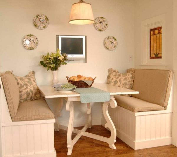 Kitchen Nooks With Storage  13 Cozy fortable and delightful breakfast nooks for