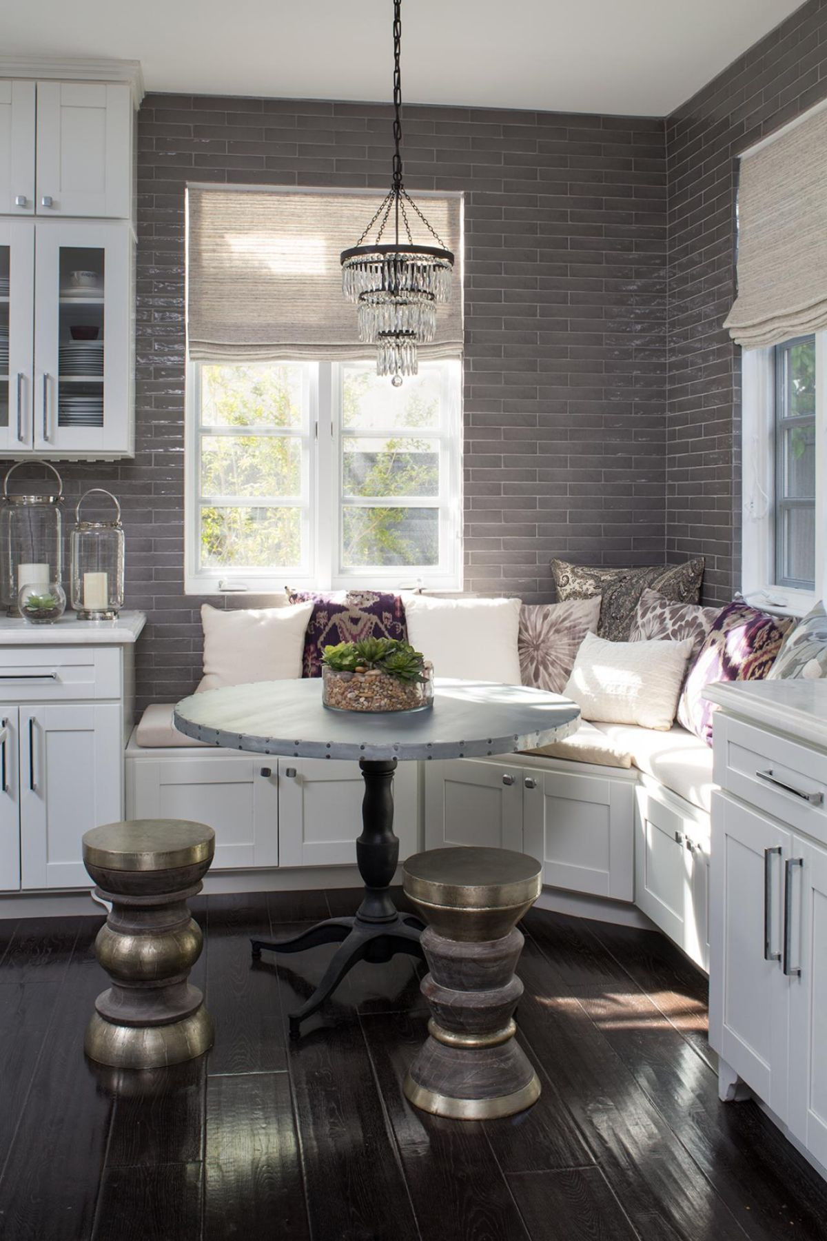 Kitchen Nooks With Storage  30 Breakfast Nook Bench Ideas That Will Cheer Up Your Mornings