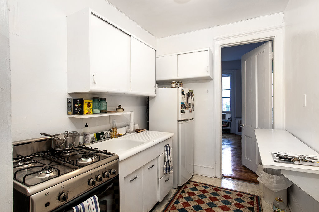 Kitchen Remodeling Brooklyn Ny  In a Tiny Brooklyn Kitchen Room for Lots of Ideas The