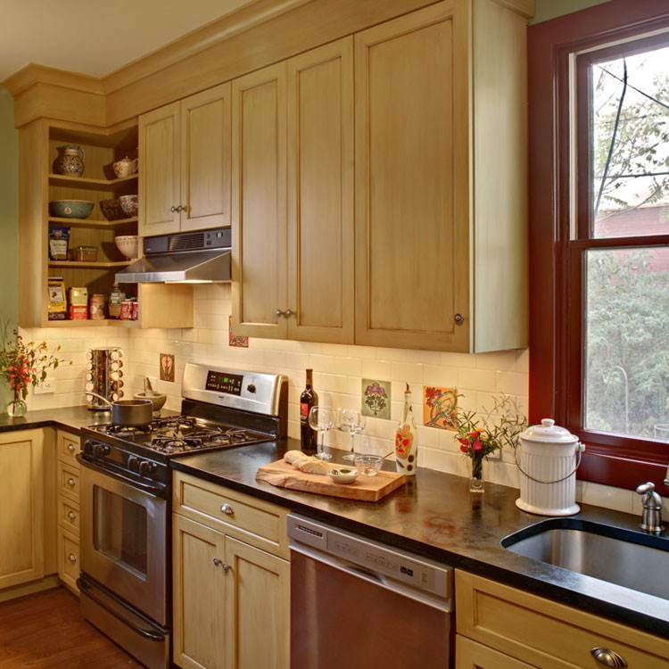 Kitchen Remodeling Brooklyn Ny  Sustainable kitchen renovation