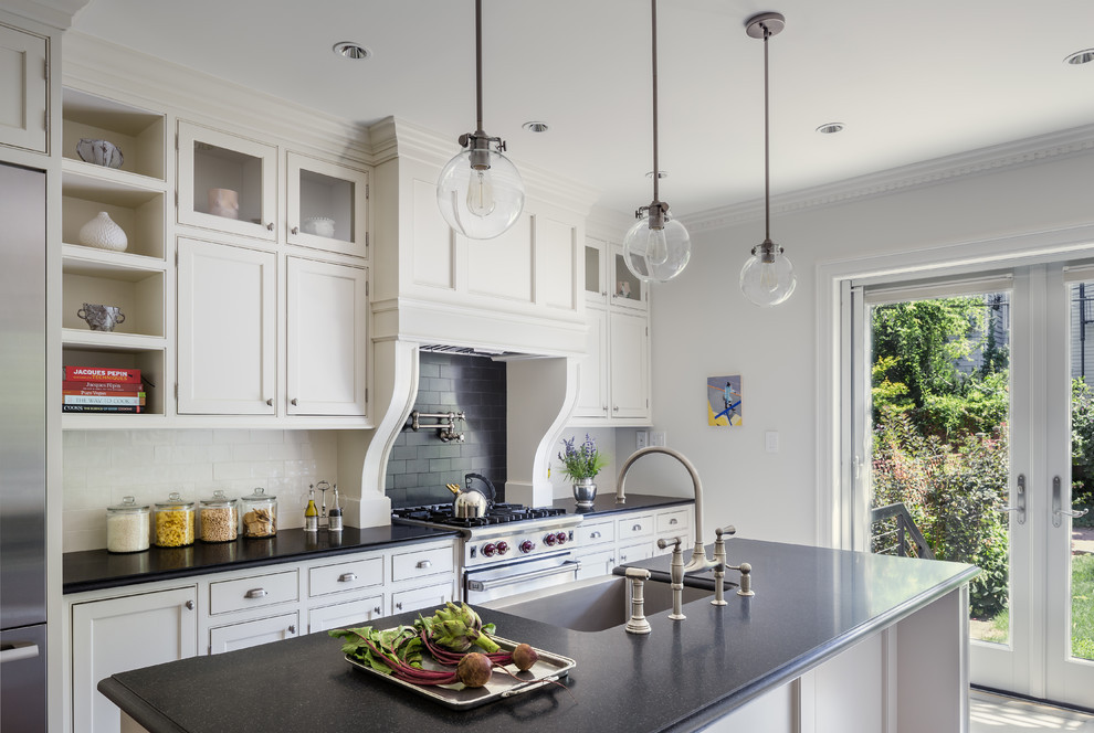Kitchen Remodeling Brooklyn Ny  Townhouse Brooklyn NY Traditional Kitchen New