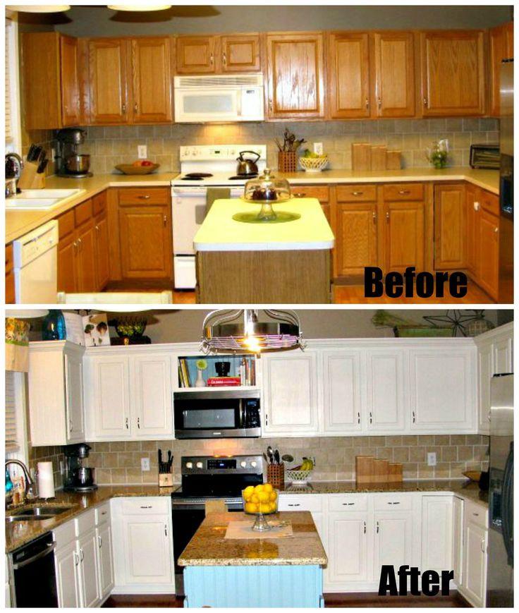 Kitchen Remodeling Budgets  DIY low bud kitchen remodel
