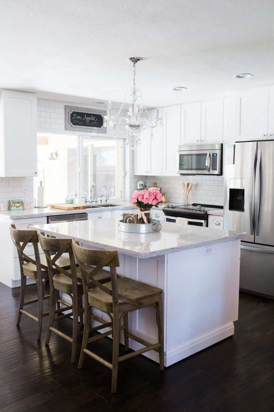 Kitchen Remodeling Budgets  Kitchen remodel on a bud for under $10 000 Sharing our