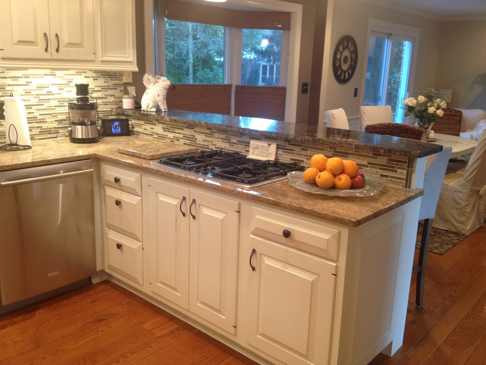 Kitchen Remodeling Budgets  Four Seasons Style The NEW kitchen remodel on a bud