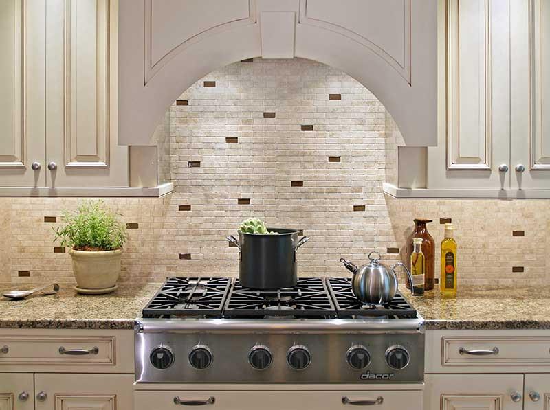 Kitchen Subway Tile Backsplash Designs  Tile Backsplash Ideas For Kitchens Kitchen Tile