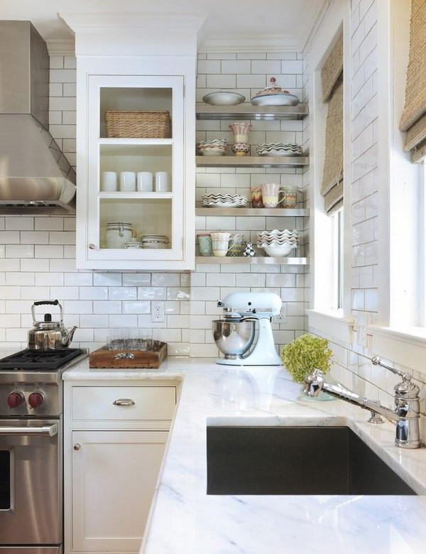 Kitchen Subway Tile Backsplash Designs  The classic beauty of subway tile backsplash in the kitchen