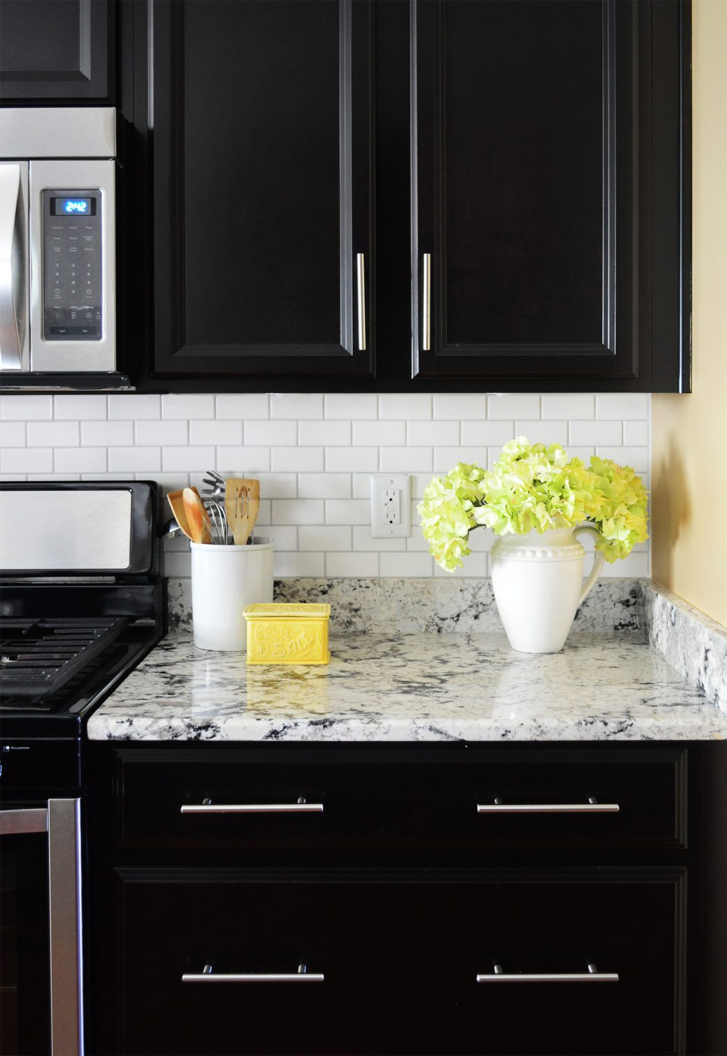 Kitchen Subway Tile Backsplash Designs  Installing A Subway Tile Backsplash For $200