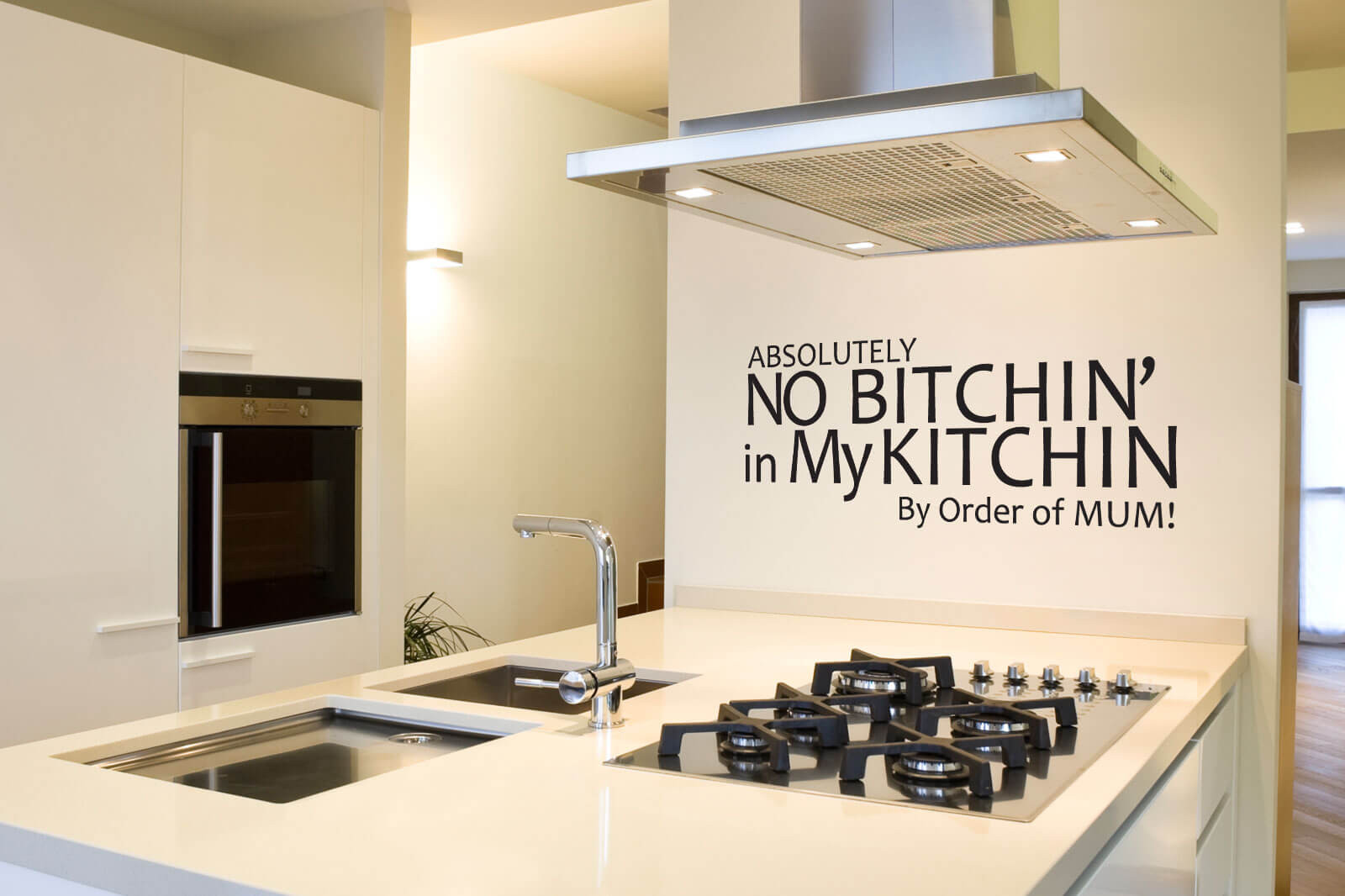 Kitchen Wall Signs  How to Make Order in Kitchen 5 IKEA Solutions