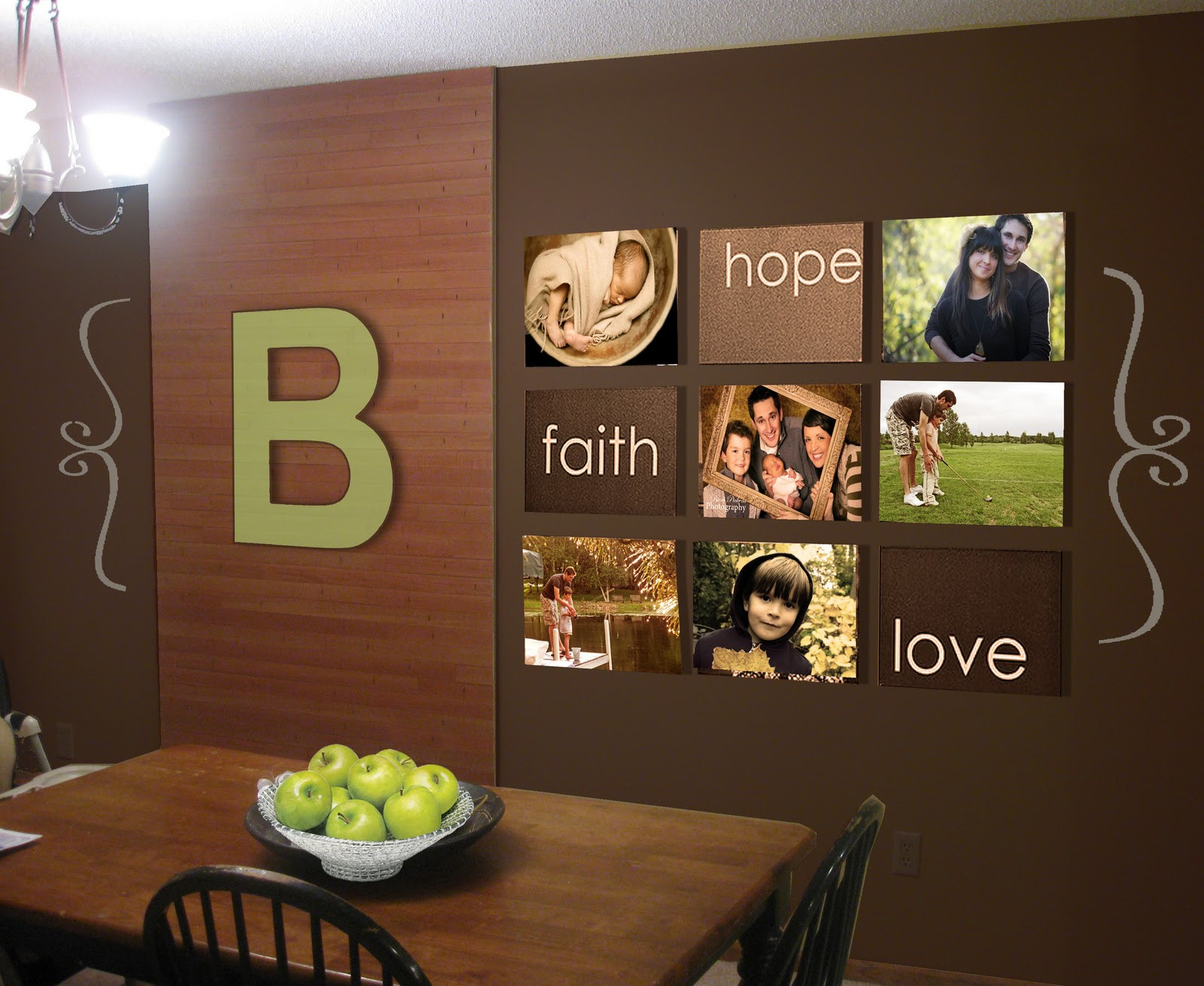 Kitchen Wall Signs  What Are Inexpensive Kitchen Wall Decor Ideas