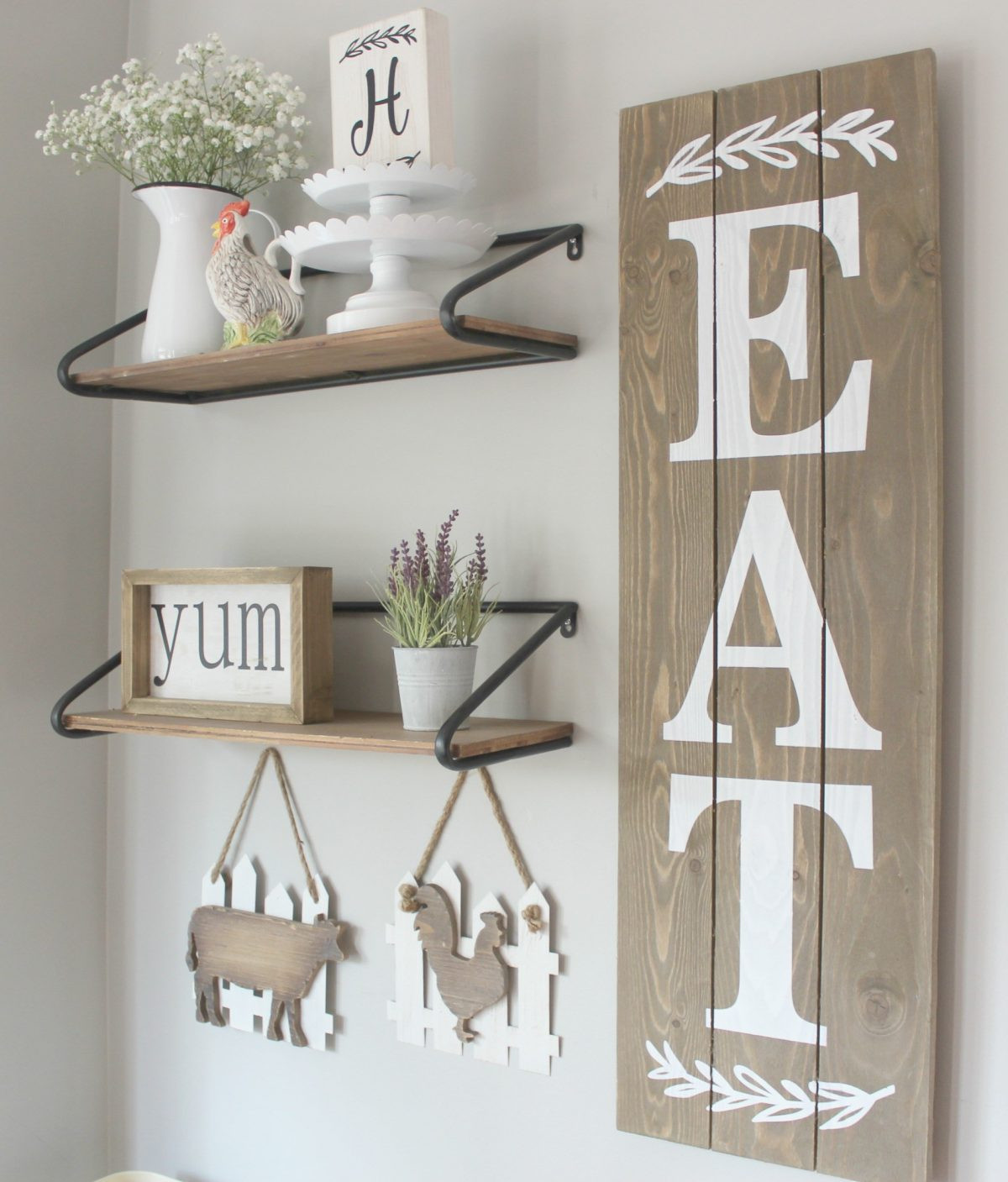 Kitchen Wall Signs  Why Almost Everything You ve Learned About Farmhouse