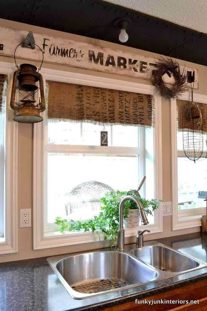 Kitchen Wall Signs  50 Gorgeous Kitchen Wall Decor Ideas to Give Your Kitchen