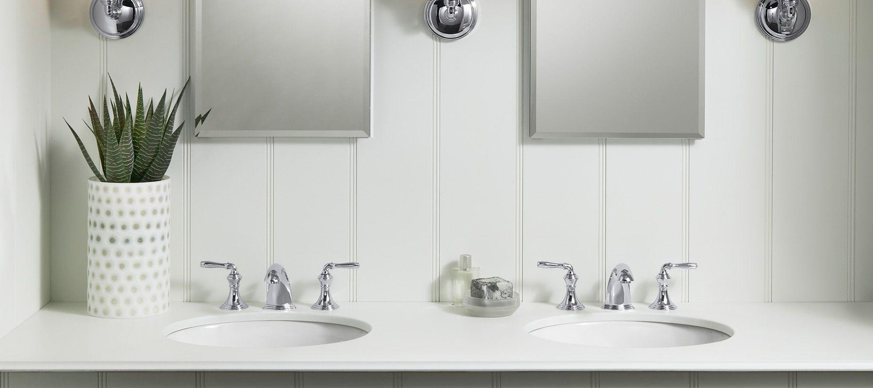 Kohler Bathroom Vanity  Pedestal Bathroom Sinks Bathroom