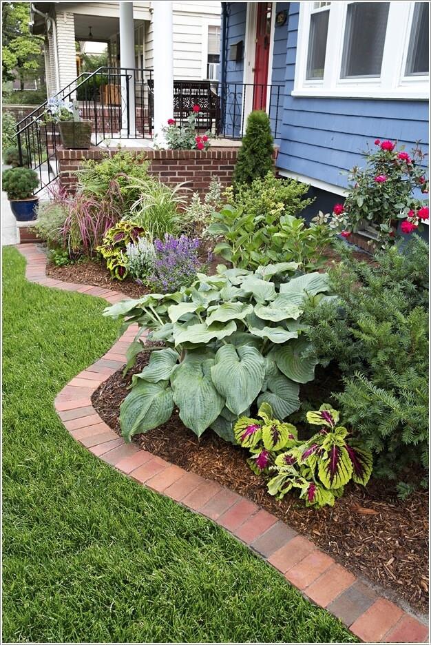 Landscape Edging Ideas  Creative Garden Edging Ideas