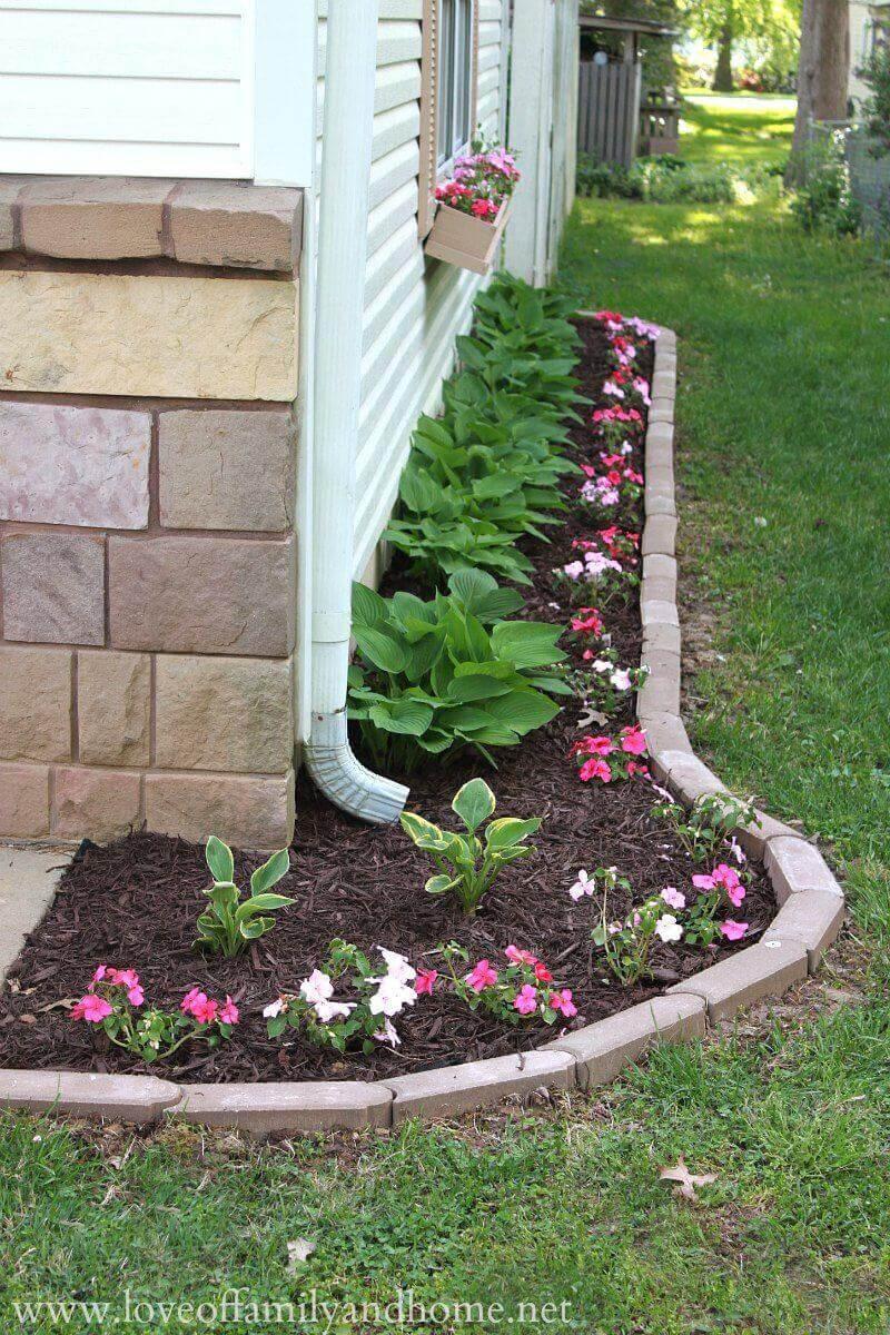Landscape Edging Ideas  68 Lawn Edging Ideas That Will Transform Your Garden