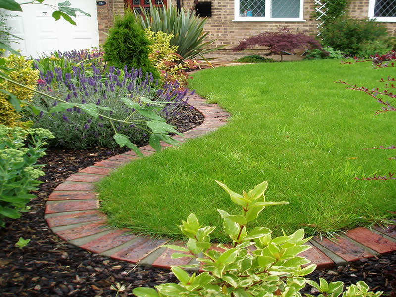 Landscape Edging Ideas  Lawn Edging Garden Edging Ideas