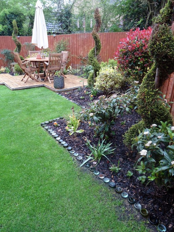 Landscape Edging Ideas  17 Simple and Cheap Garden Edging Ideas For Your Garden