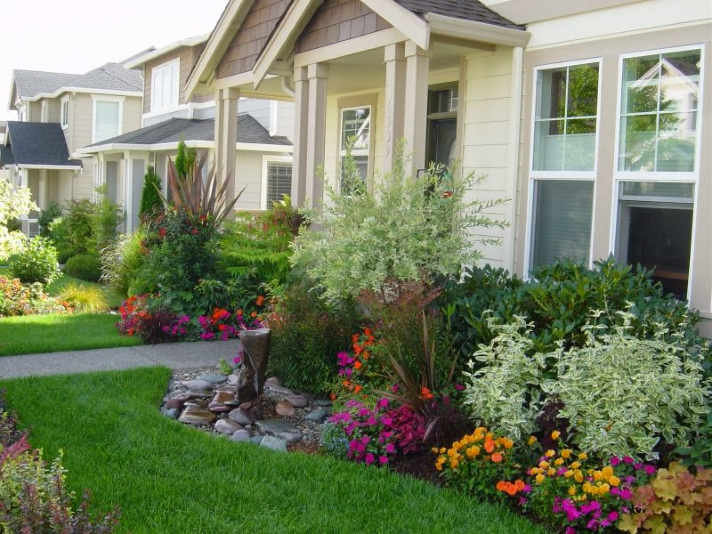 Landscape Ideas for Front Yard Inspirational Gardening and Landscaping Front Yard Landscaping