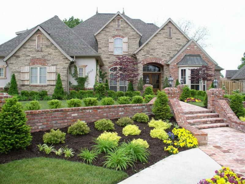 Landscape Pictures Front House Luxury Home Landscaping Ideas to Inspire Your Own Curbside Appeal