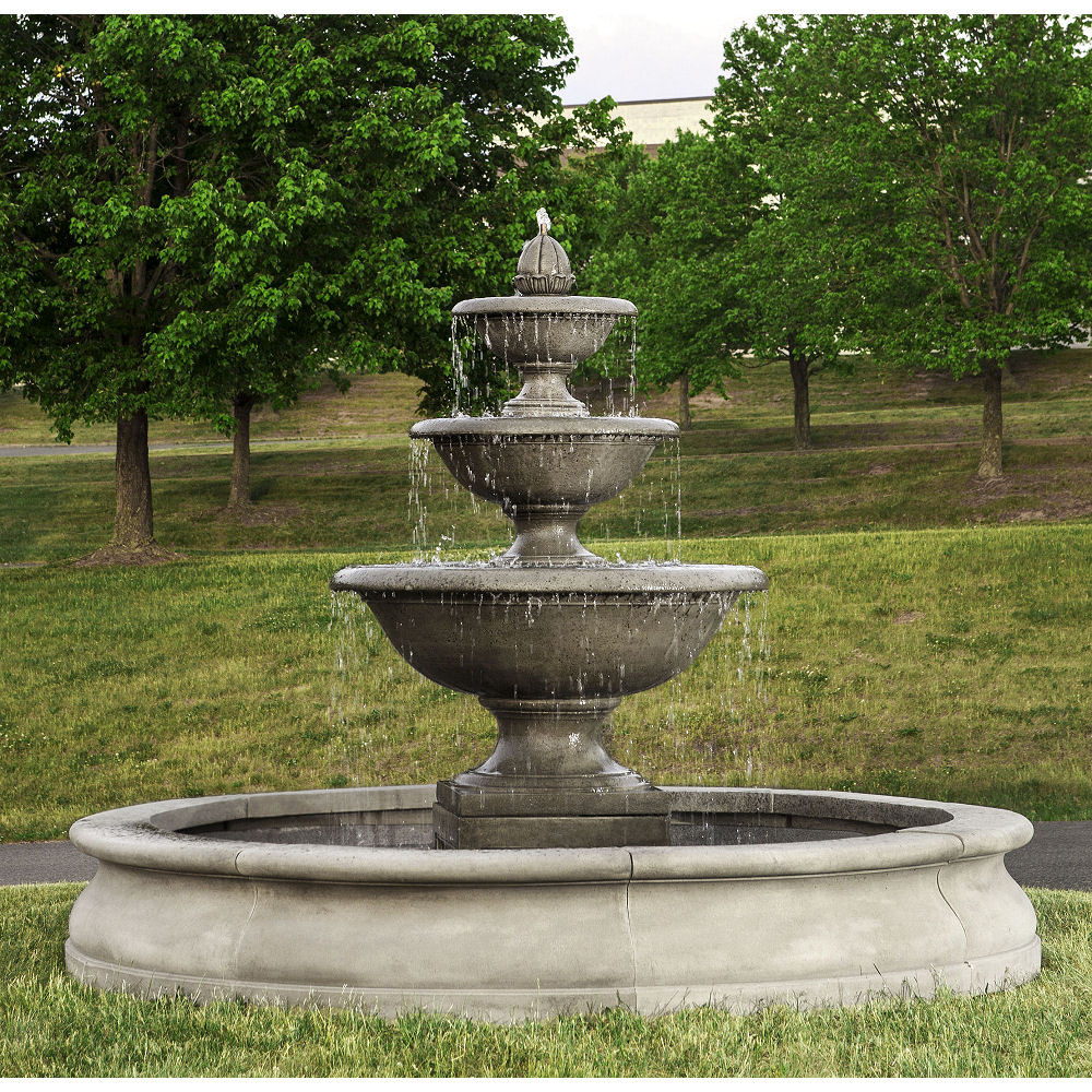 Landscape Water Fountains Best Of Monteros Extra Outdoor Water Fountain Kinsey Garden