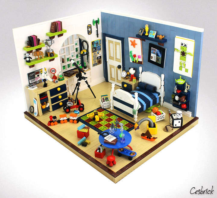 Lego Kids Room  A Lego Kids Room Full Toys Stuff And Fun