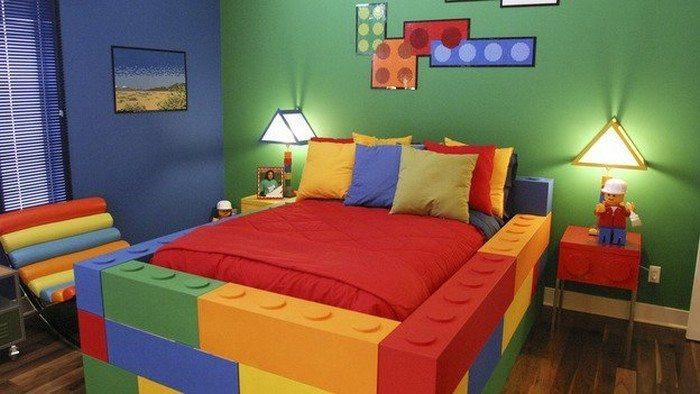 Lego Kids Room  Lego themed bedroom ideas – The Owner Builder Network