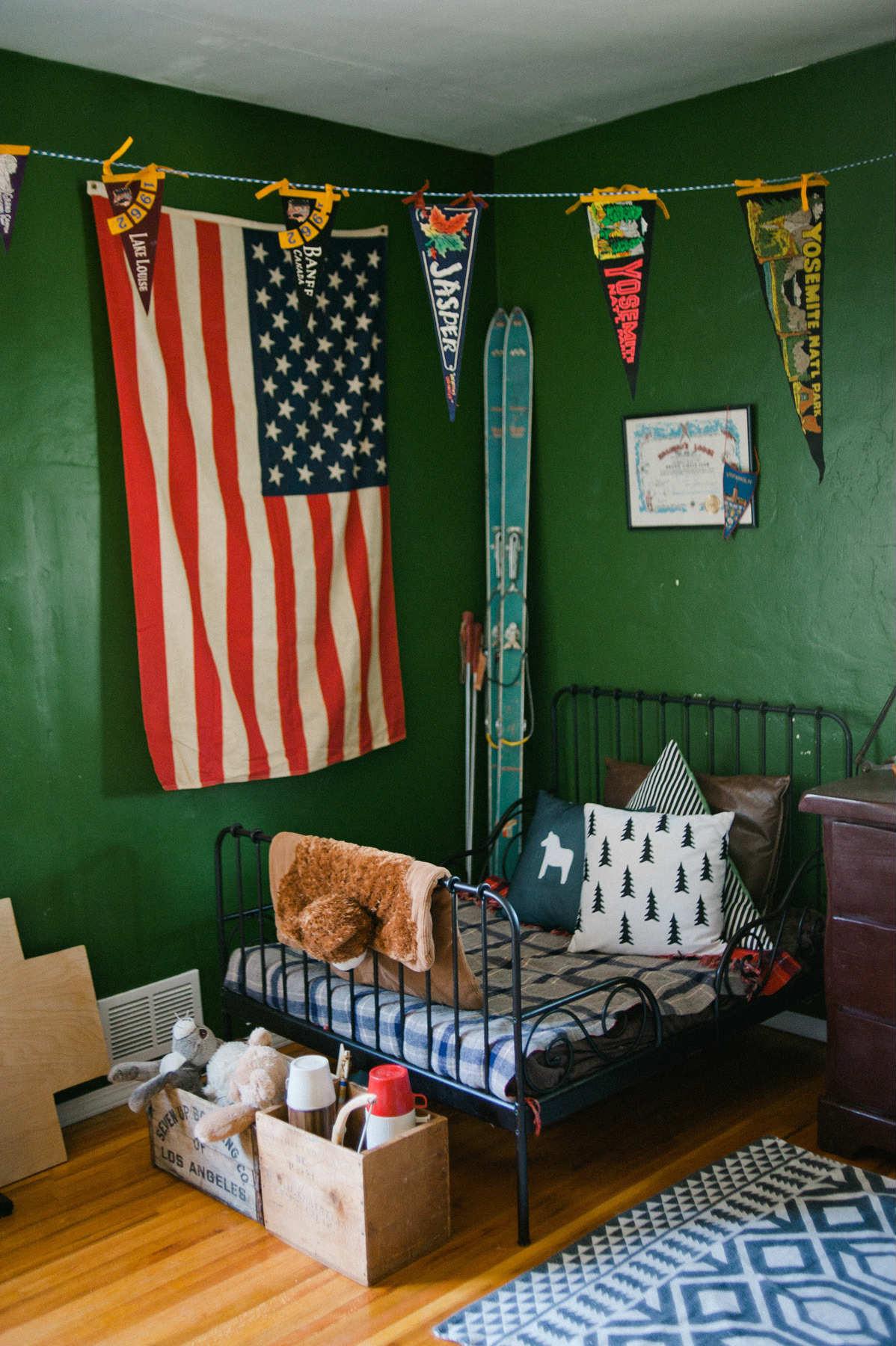 Little Boys Bedroom  10 Lovely Little Boys Rooms Part 4 Tinyme Blog