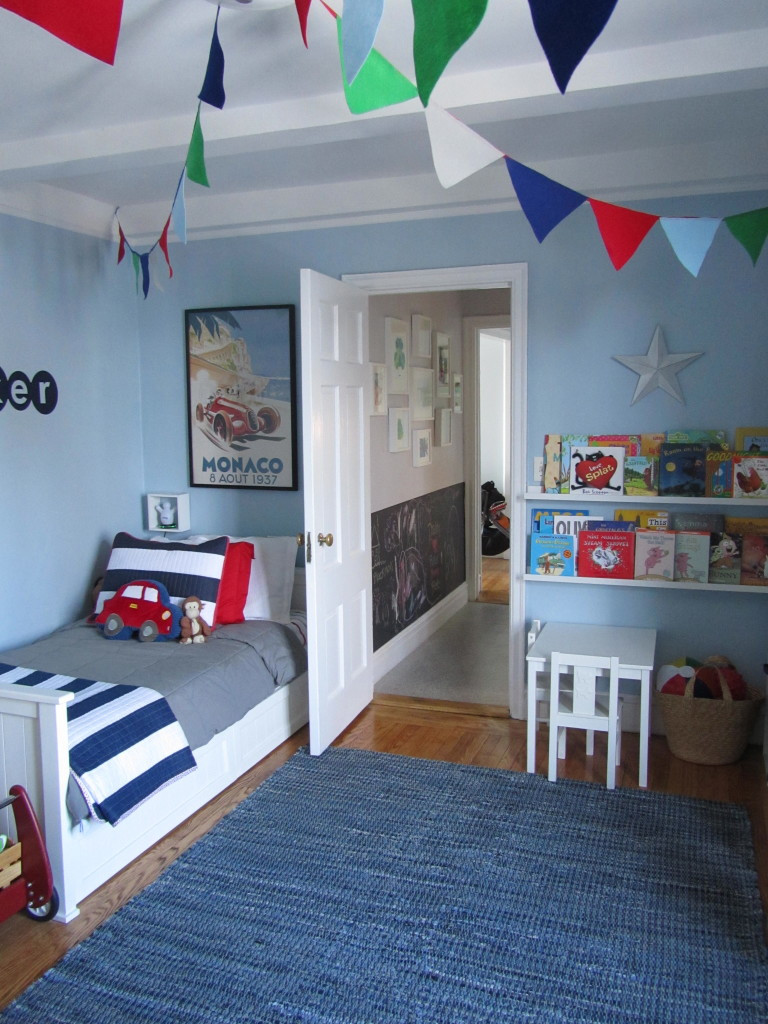 Little Boys Bedroom  Little B s Big Boy Room Project Nursery