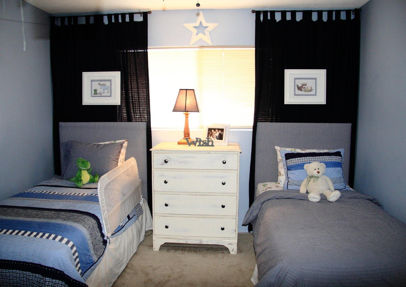 Little Boys Bedroom  Little Boy s Nautical Pirate Bedroom Reveal Yellow