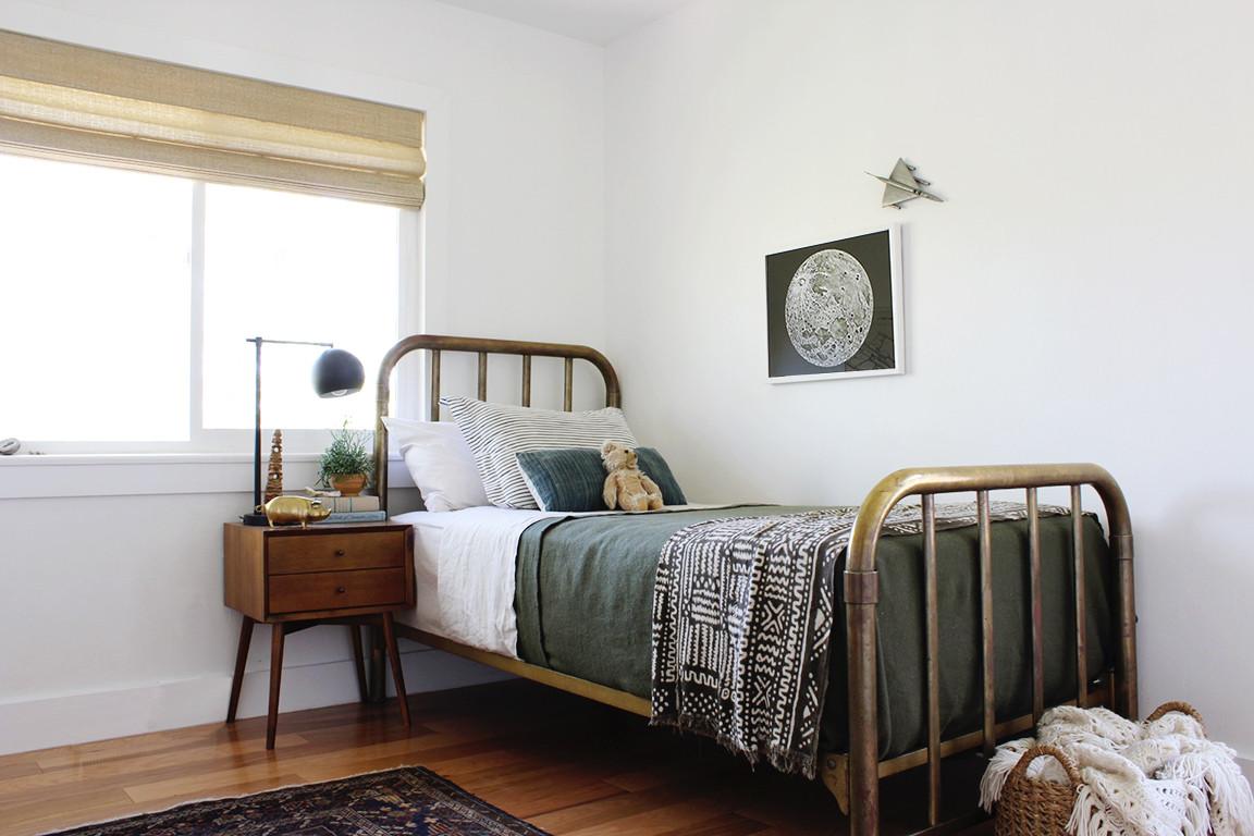 Little Boys Bedroom  A Modern Little Boy s Room The Big Reveal