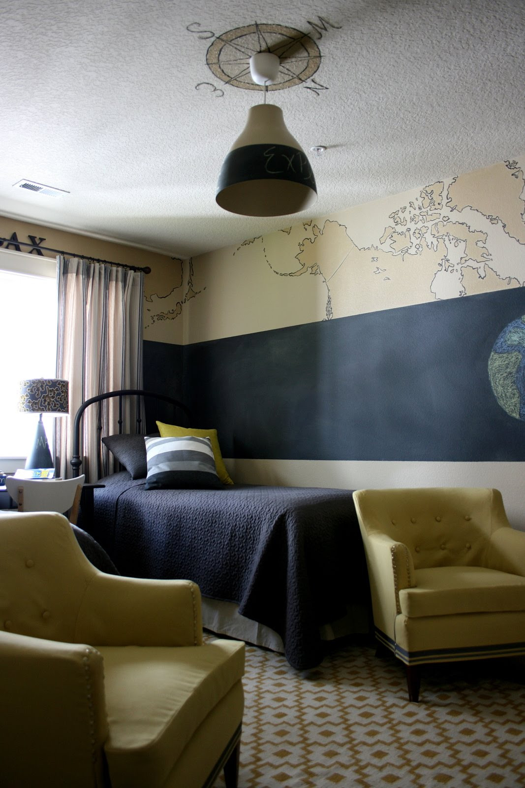 Little Boys Bedroom  A Little Boy s Bedroom with Big Style Emily A Clark
