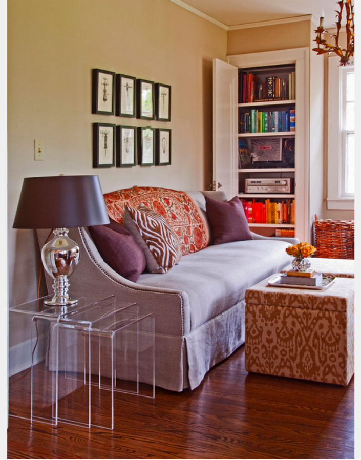 Living Room Glass Table  Glass Side Tables for a Modern Living Room 2015 Trends