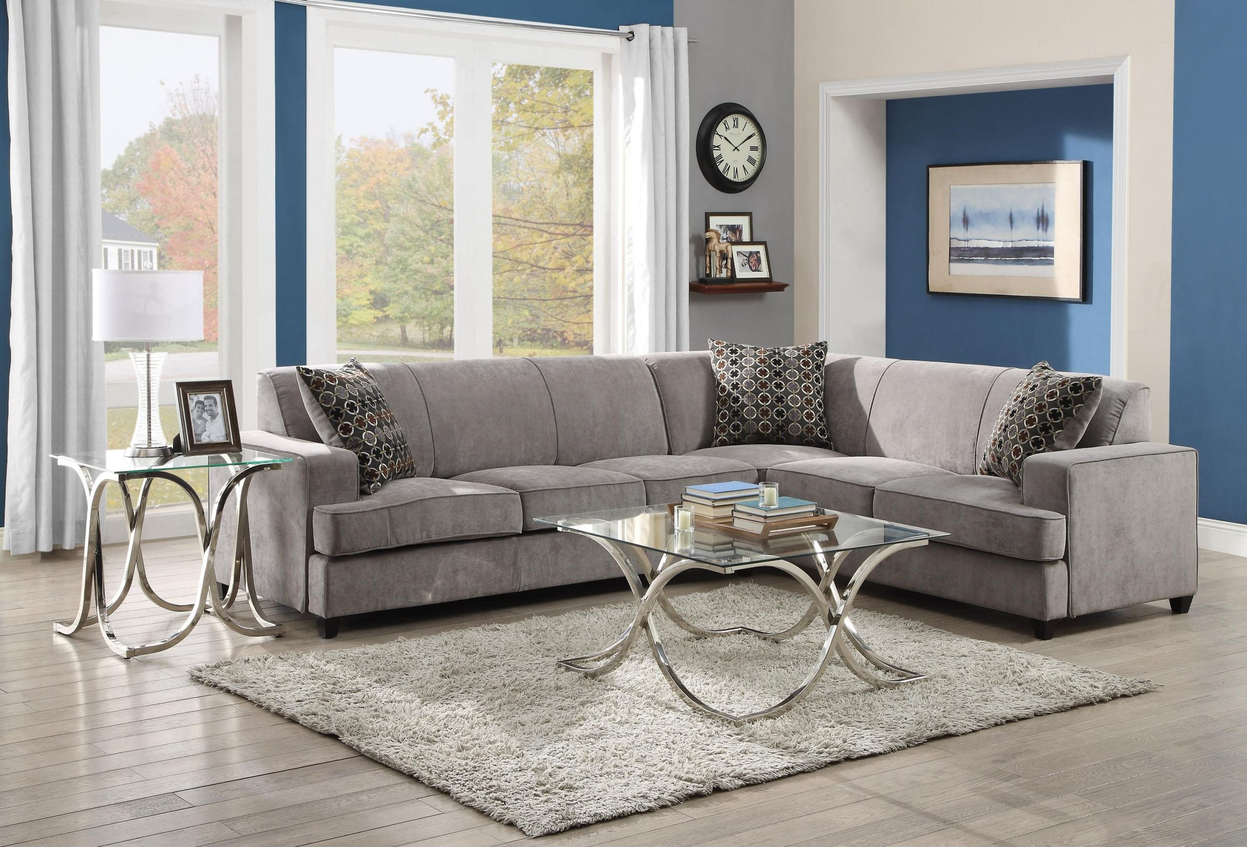 Living Room Glass Table  30 Glass Coffee Tables that Bring Transparency to Your