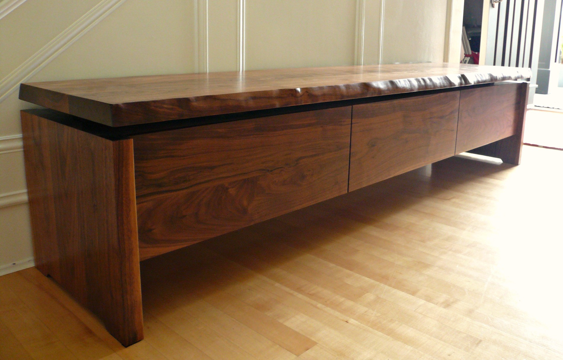 Long Wooden Storage Bench Elegant Long Bench with Storage – Homesfeed
