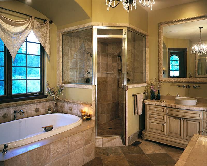 Master Bathroom Plans  12 Amazing Master Bathrooms Designs Quiet Corner