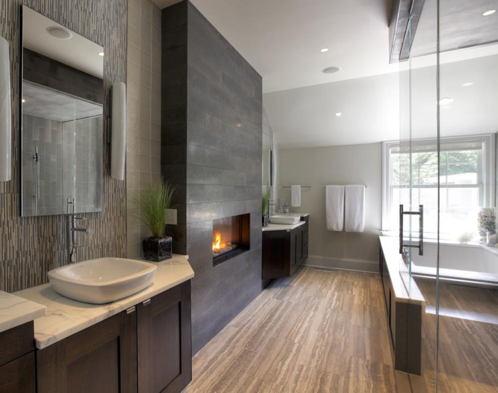 Master Bathroom Plans  Master Bath Decorating Trends 2015 2016 – Loretta J