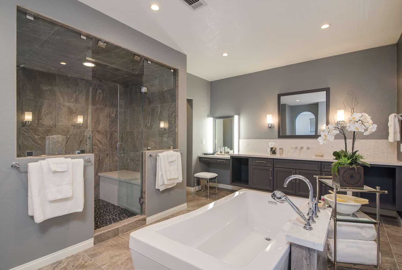 Master Bathroom Plans  San Diego Bathroom Remodeling & Design