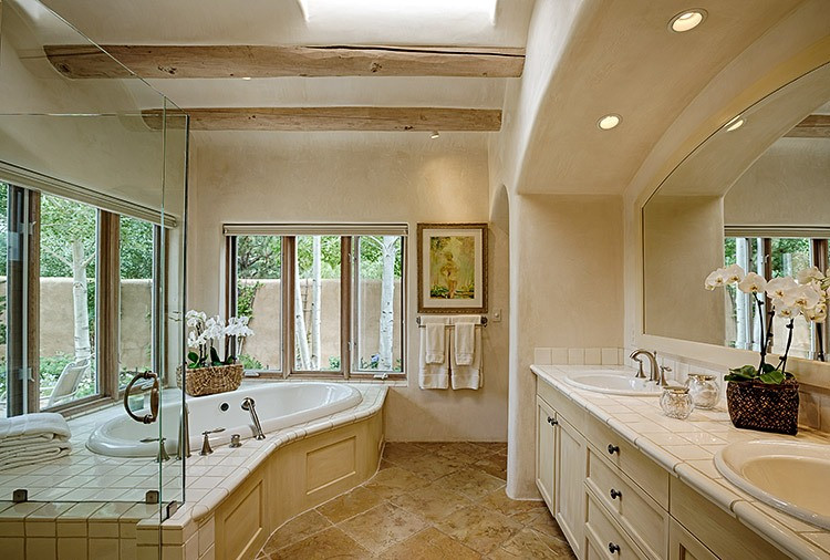 Master Bathroom Without Tub  22 Fascinating Master Bathroom without Tub – Home Family