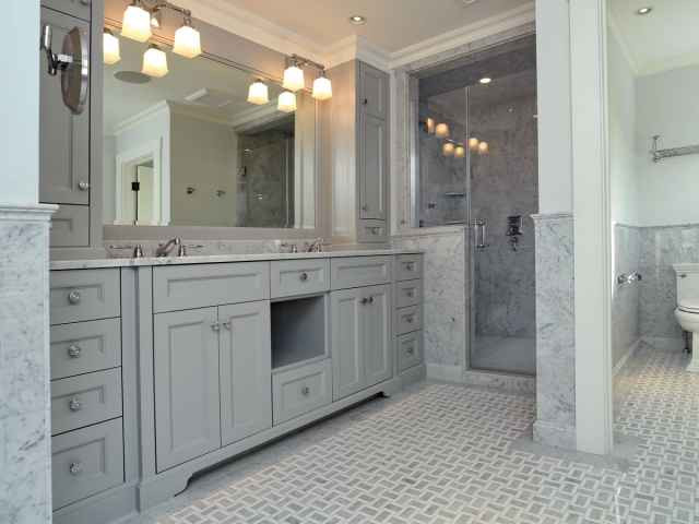 Master Bathroom Without Tub  Bathroom Trends Going Tub Less – Encore Construction Cape