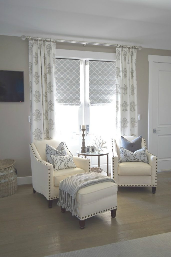 Master Bedroom Sitting Area  Feature Friday Z Design at Home Southern Hospitality