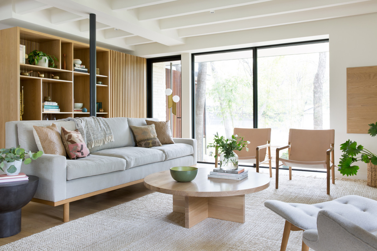 Minimalistic Living Room  10 Minimalist Living Rooms that Will Show You Why Less is More