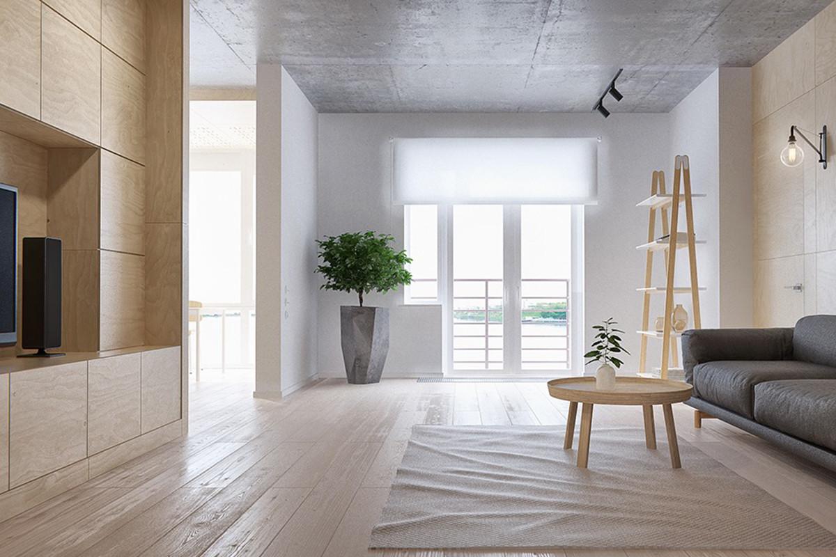 Minimalistic Living Room  Why You Should Have A Minimalist Home Kaodim