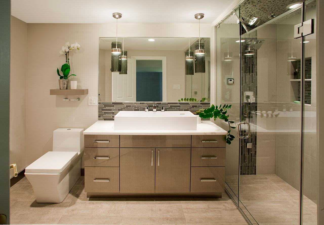 Modern Bathroom Design Ideas  Contemporary Bathrooms Designs & Remodeling