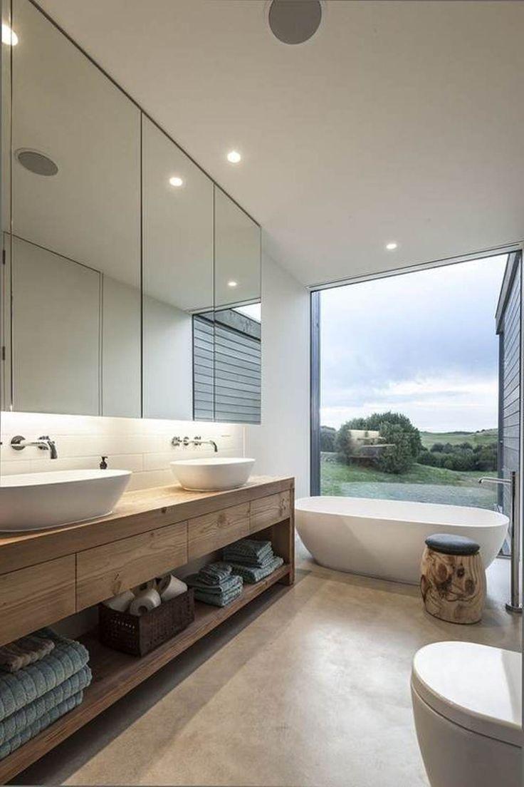 Modern Bathroom Design Ideas  30 Classy And Pleasing Modern Bathroom Design Ideas