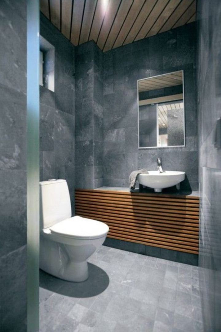 Modern Bathroom Design Ideas  30 Small Modern Bathroom Ideas – Deshouse
